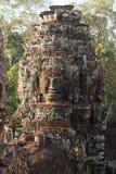 Ναός Bayon σε Angkor Wat, Καμπότζη Στοκ Φωτογραφίες