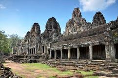 Ναός Bayon σε Angkor Wat, Καμπότζη Στοκ φωτογραφία με δικαίωμα ελεύθερης χρήσης