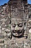Ναός Bayon σε Angkor Wat, Καμπότζη Στοκ Εικόνες