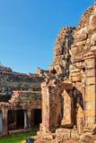 Ναός Bayon σε Angkor Wat σύνθετο Στοκ φωτογραφία με δικαίωμα ελεύθερης χρήσης