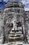 Ναός Bayon Prasat σε Angkor Thom, Καμπότζη Στοκ φωτογραφία με δικαίωμα ελεύθερης χρήσης