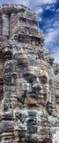 Ναός Bayon Prasat σε Angkor Thom, Καμπότζη Στοκ φωτογραφίες με δικαίωμα ελεύθερης χρήσης
