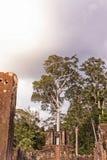 Ναός Bayon Prasat σε Angkor Thom, Siem Reab, Καμπότζη, Νοτιοανατολική Ασία Στοκ εικόνες με δικαίωμα ελεύθερης χρήσης