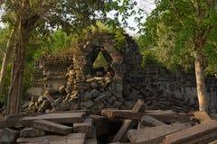 Ναός Beng Mealea, Angkor Wat, Καμπότζη Στοκ Εικόνα