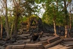 Ναός Beng Mealea, Angkor Wat, Καμπότζη Στοκ Εικόνες