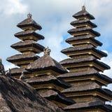 Ναός Besakih Pura, Μπαλί Στοκ εικόνα με δικαίωμα ελεύθερης χρήσης