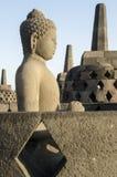 Ναός Borobudur, Ιάβα, Borobudur Στοκ φωτογραφία με δικαίωμα ελεύθερης χρήσης