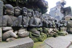 Ναός Borobudur στοκ εικόνες