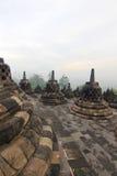Ναός Borobudur στοκ εικόνα