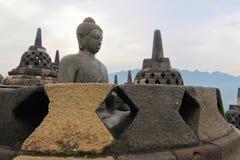 Ναός Borobudur στοκ φωτογραφίες με δικαίωμα ελεύθερης χρήσης
