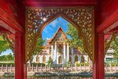 Ναός Buddism στην Ταϊλάνδη Στοκ φωτογραφία με δικαίωμα ελεύθερης χρήσης