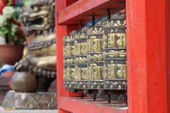 Ναός Buddist Στοκ εικόνα με δικαίωμα ελεύθερης χρήσης