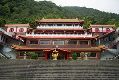 Ναός Changuang Στοκ Εικόνες