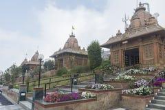 Ναός Chardham Namchi σύνθετος σε Namchi, Sikkim, Ινδία στοκ φωτογραφία με δικαίωμα ελεύθερης χρήσης