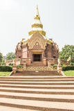 Ναός Chedi αναμνηστικό άγριο Salawan στοκ φωτογραφίες