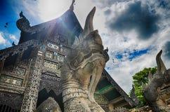 ναός chedi luang wat Στοκ εικόνα με δικαίωμα ελεύθερης χρήσης