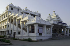 Ναός Chennai ISKCON στοκ εικόνες