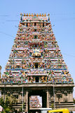 Ναός Chennai Kapaleeshwarar στοκ φωτογραφία