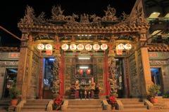 Ναός Cijin Kaohsiung Ταϊβάν Hou Tian Στοκ φωτογραφίες με δικαίωμα ελεύθερης χρήσης