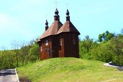 Ναός Cossack Στοκ Εικόνα