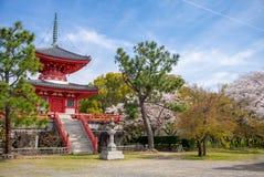 Ναός Daikaku-daikaku-ji στο arashiyama, Κιότο, Ιαπωνία Στοκ Εικόνες
