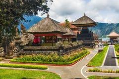 Ναός Danu Ulun σύνθετος στοκ φωτογραφία με δικαίωμα ελεύθερης χρήσης
