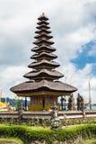 Ναός Danu Ulun Στοκ Εικόνες