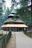 Ναός Devi Hidimba Στοκ Εικόνα