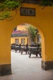 Ναός Dinghui βουνών Jiao Zhenjiang Στοκ εικόνες με δικαίωμα ελεύθερης χρήσης