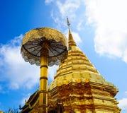 ναός doi suthep Στοκ φωτογραφία με δικαίωμα ελεύθερης χρήσης