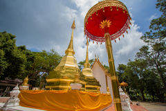 Ναός DoiTung στοκ εικόνες