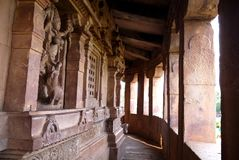 Ναός Durga σύνθετος στοκ εικόνες