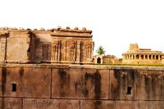 Ναός Durga σύνθετος στοκ φωτογραφία