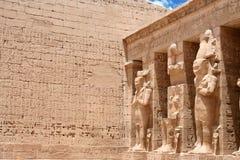 Ναός Edfu στην Αίγυπτο Στοκ Εικόνες