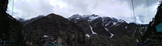 Ναός Everest στοκ εικόνα