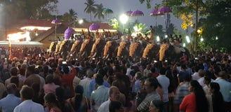 Ναός Festivel στοκ εικόνα με δικαίωμα ελεύθερης χρήσης