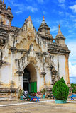 Ναός Gawdawpalin Bagan, το Μιανμάρ Στοκ Φωτογραφία