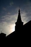 Ναός GuDe Στοκ Φωτογραφία