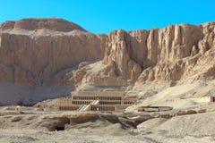 Ναός Hatshepsut Στοκ Εικόνες