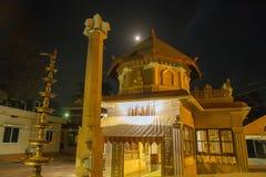 Ναός Hinduism, Ινδία στοκ φωτογραφίες με δικαίωμα ελεύθερης χρήσης