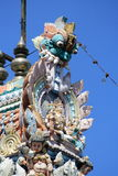 ναός hinduism penang στοκ εικόνες με δικαίωμα ελεύθερης χρήσης