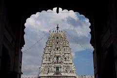 ναός hinduist στοκ φωτογραφία με δικαίωμα ελεύθερης χρήσης