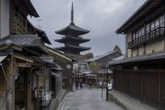 Ναός Hokan-hokan-ji Στοκ εικόνες με δικαίωμα ελεύθερης χρήσης