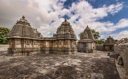 Ναός Hoysala σε Doddagaddavalli Στοκ εικόνα με δικαίωμα ελεύθερης χρήσης
