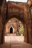 Ναός Htilominlo σε Bagan, το Μιανμάρ Στοκ εικόνες με δικαίωμα ελεύθερης χρήσης