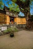 Ναός Huishan Huishan Jiangsu Στοκ φωτογραφίες με δικαίωμα ελεύθερης χρήσης