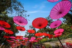 Ναός Huishan, Huishan, Wuxi, Jiangsu, Κίνα Στοκ φωτογραφία με δικαίωμα ελεύθερης χρήσης