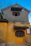 Ναός Jinshan, Zhenjiang, επαρχία Jiangsu Στοκ Εικόνα