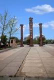 Ναός Jinshan, Zhenjiang, επαρχία Jiangsu Στοκ Εικόνες