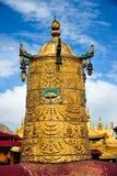 Ναός Jokhang στοκ εικόνες